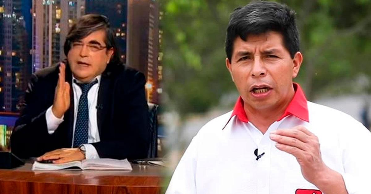 """Bayly arremete contra Castillo por leer su discurso ante la ONU: """"¿De qué sirve que sea maestro?"""" [VIDEO]"""