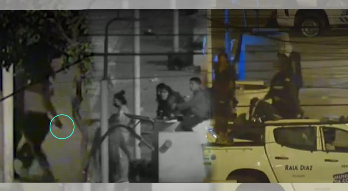 """Comas: Caen """"Los anormales del boulevard de España"""" que asaltaban a transeúntes con cuchillo [VIDEO]"""