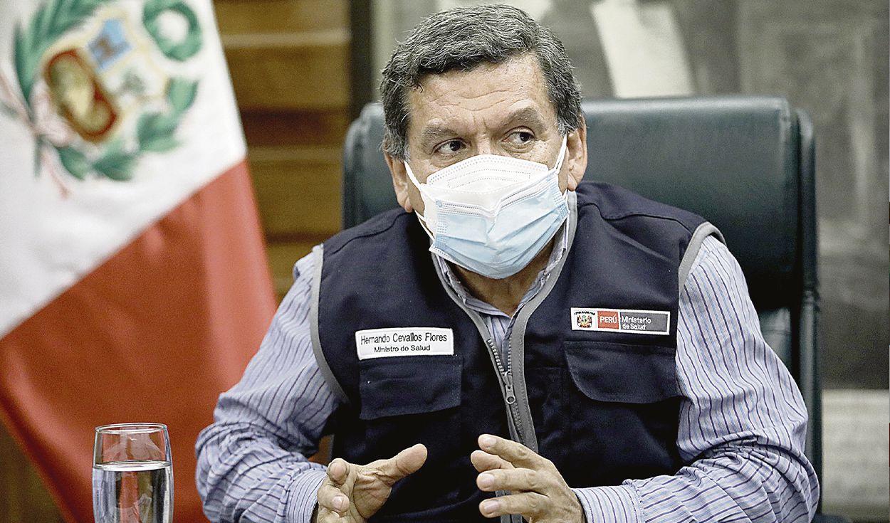 """Hernando Cevallos a favor de la """"renegociación de los contratos con el gas de Camisea"""""""