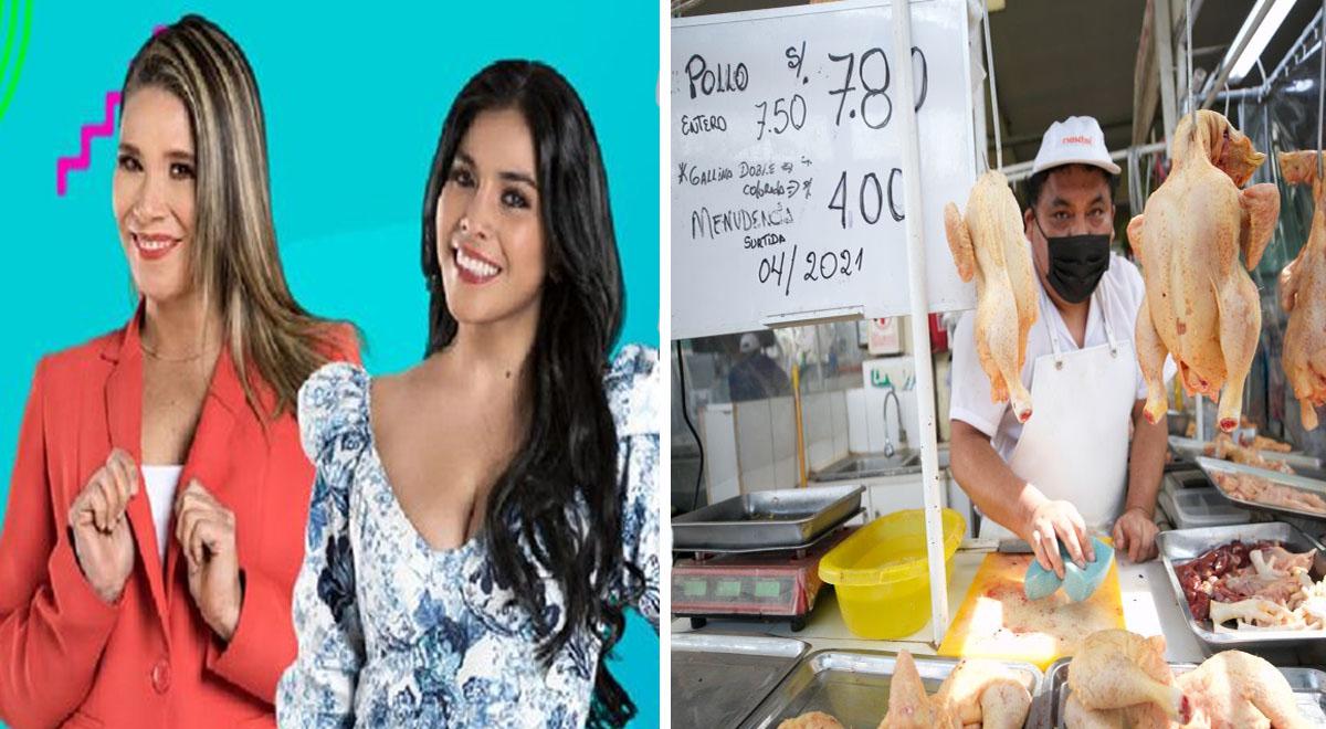 Especialistas explican en Mujeres al Mando por qué bajo el precio del pollo en los mercados [VIDEO]