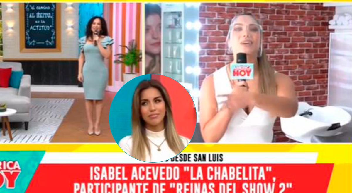 """Janet Barboza aplaude triunfo de Isabel frente Gabriela: """"Ganaste por goleada"""""""