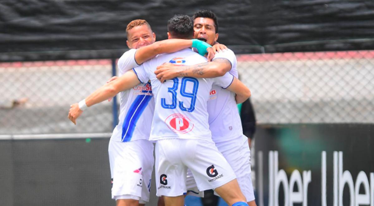 Liga 1: Alianza Atlético ganó 3-1 a la Academia Cantolao y sigue en pie por no descender