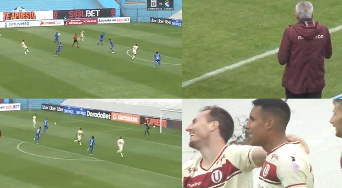 ¡A Copa Libertadores! Alex Valera y el gol para Universitario que lo gritó todo el banco [VIDEO]
