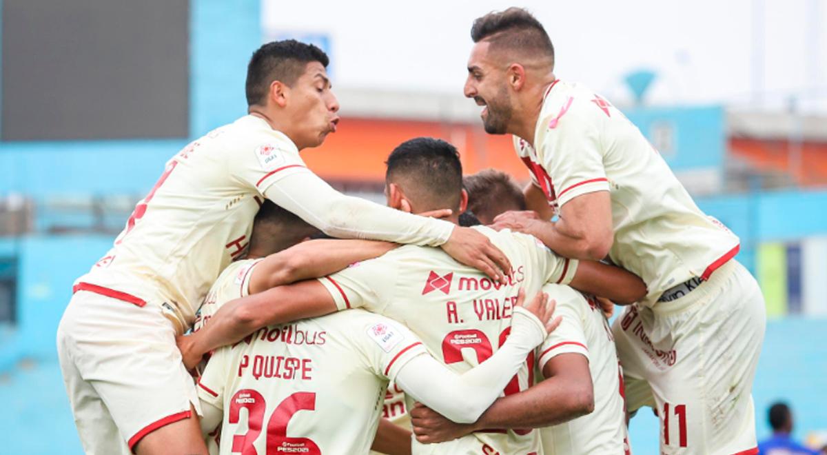 Universitario de Deportes a la Copa Libertadores: venció 2-1 a Binacional por la fecha 15 en Fase 2
