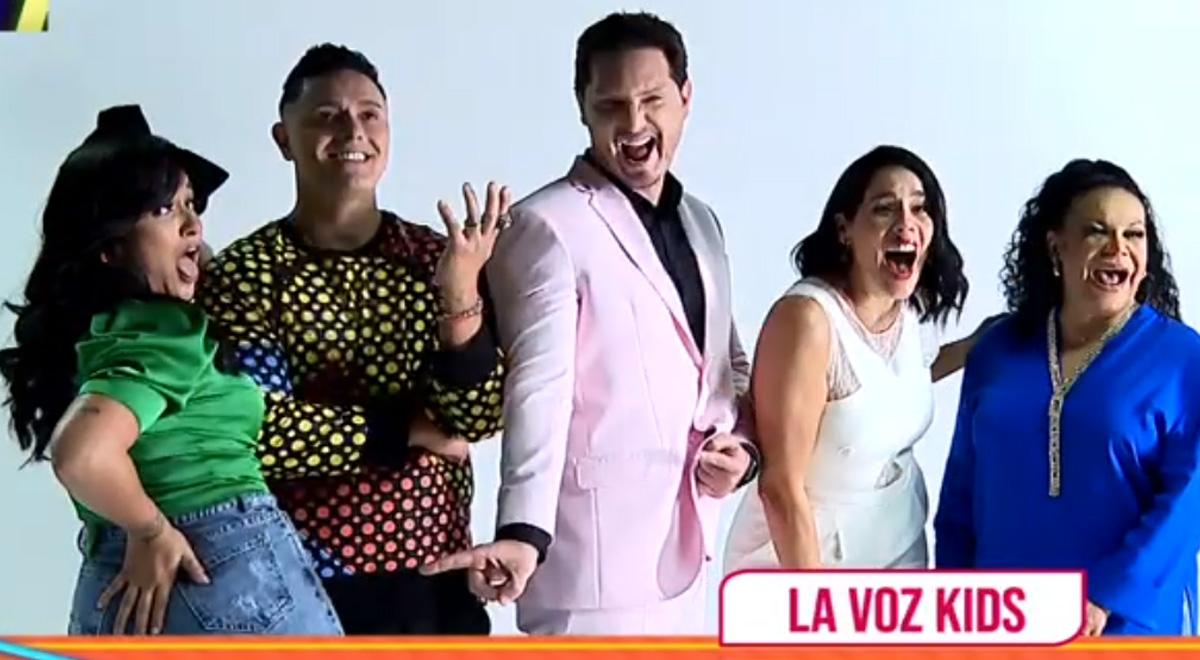 La Voz Kids: así fue la divertida sesión de fotos donde Daniela mostró sus 'pasos prohibidos'