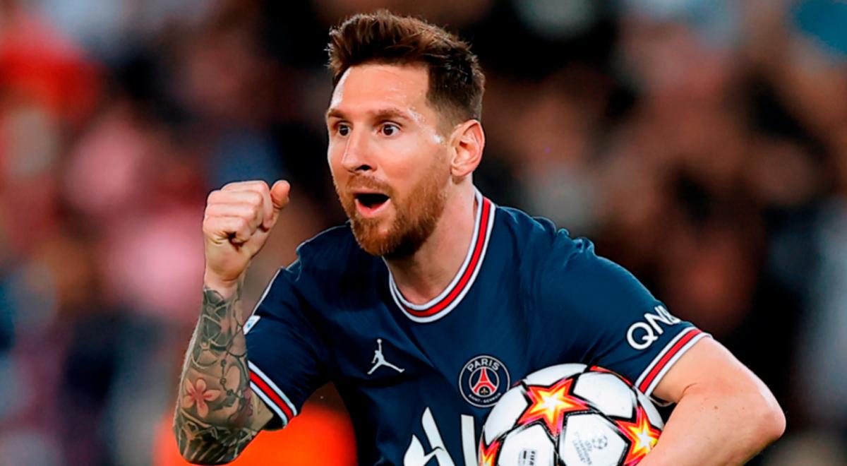 Lionel Messi y su exquisita definición en el penal entre PSG vs. Leipzig por Champions League
