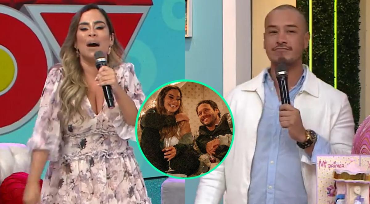 Yunko do Santos le propone a Ethel Pozo decorar su boda y ella se emociona [VIDEO]