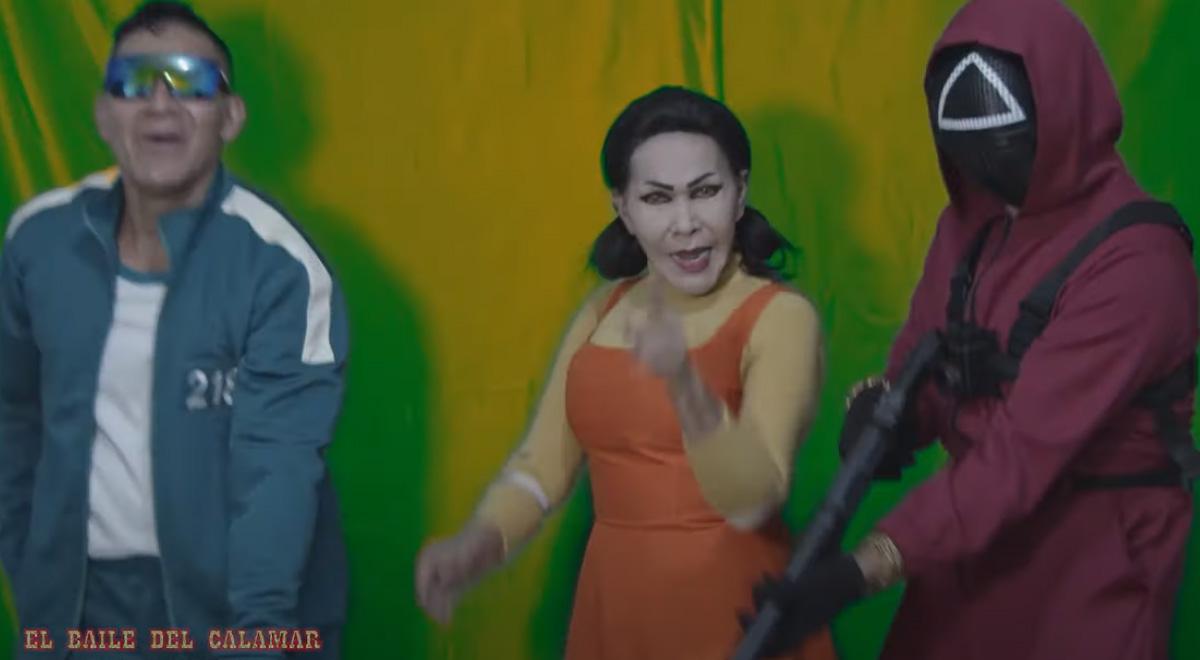 """Tigresa del Oriente estrena tema """"El baile del calamar"""" y anuncia ingreso a reality [VIDEO]"""