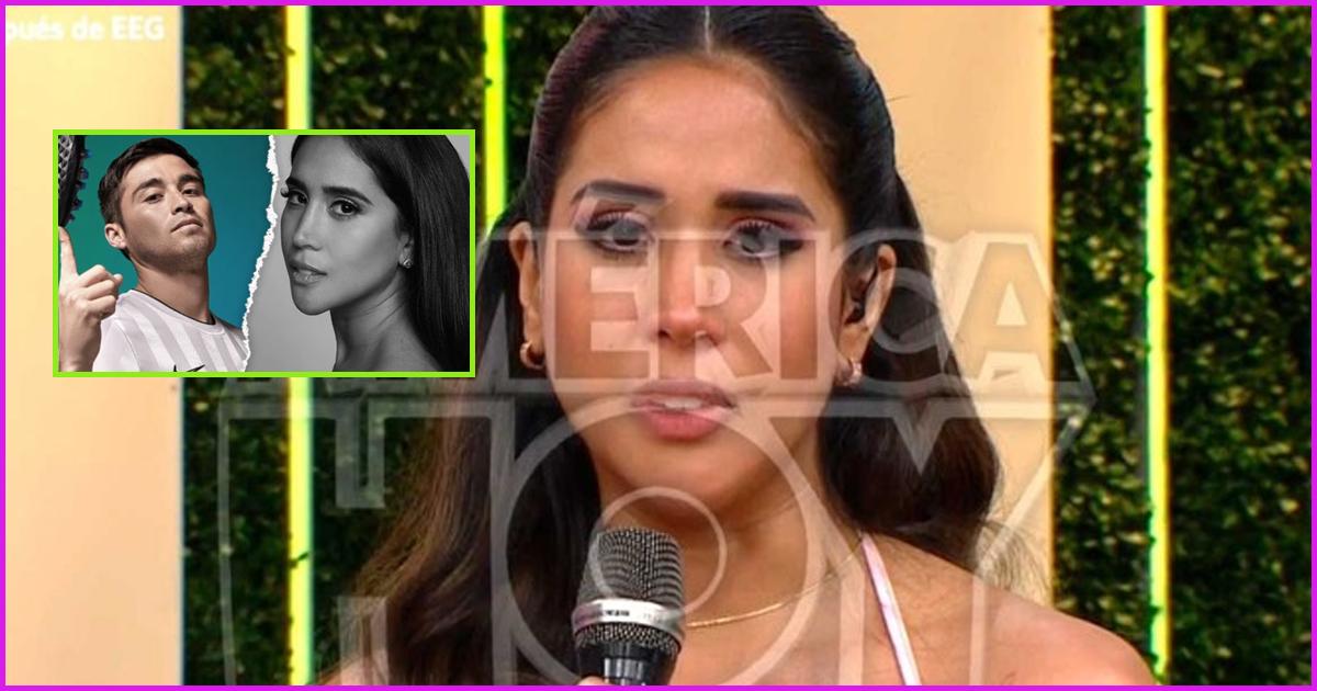 Melissa Paredes revela que necesita de ayuda psicológica tras separación con Rodrigo Cuba