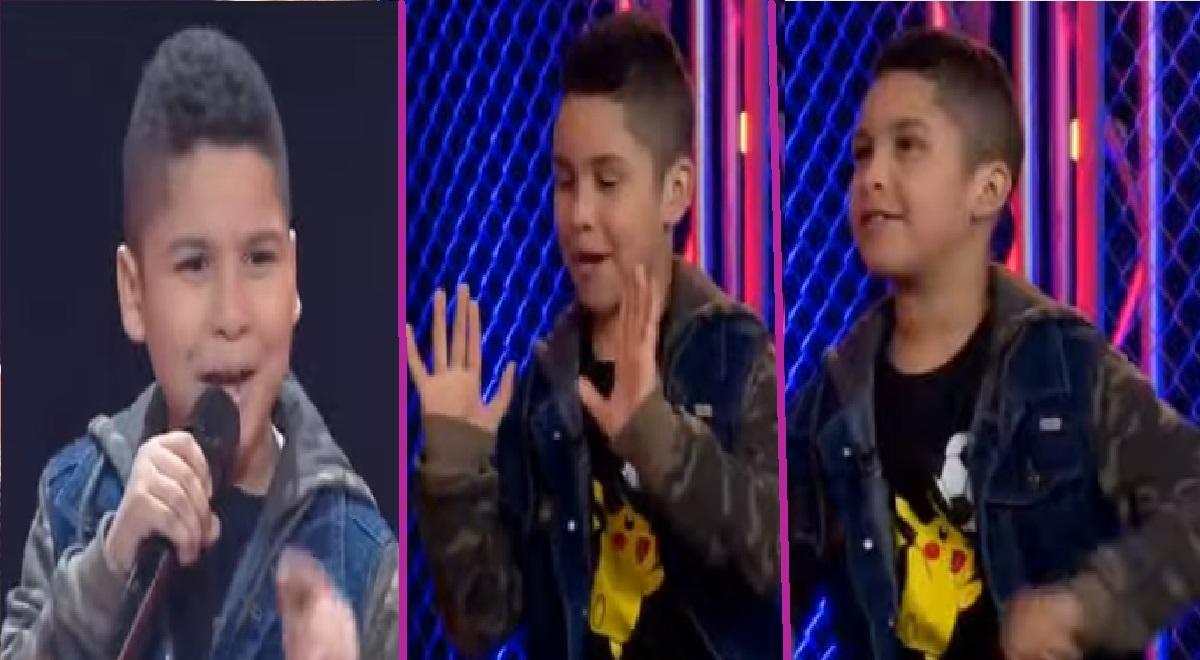 """La Voz Kids: Niño trolea a Neymar, desea conocer a Eva Ayllón y asegura """"controla al mundo"""""""