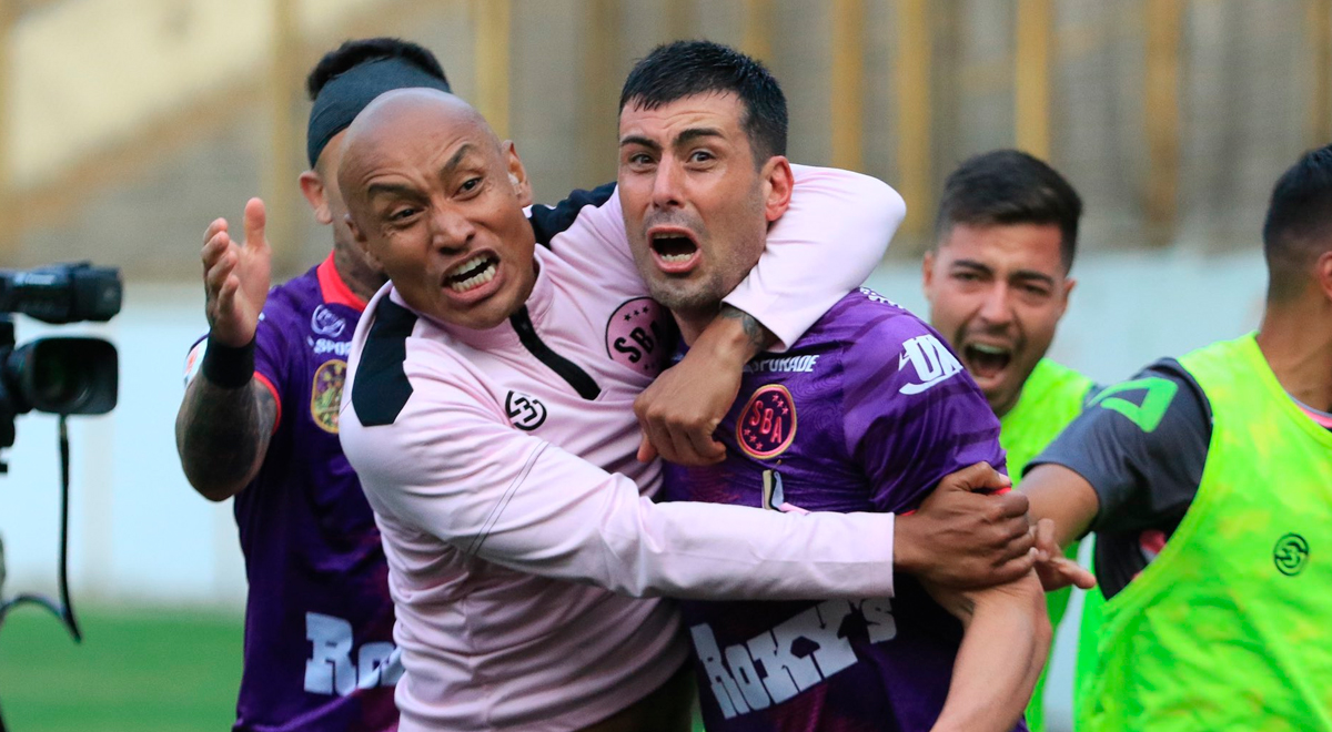 Sport Boys empató 3-3 con Carlos A. Mannucci en la fecha 16 de la Fase 2 y acaricia la Sudamericana