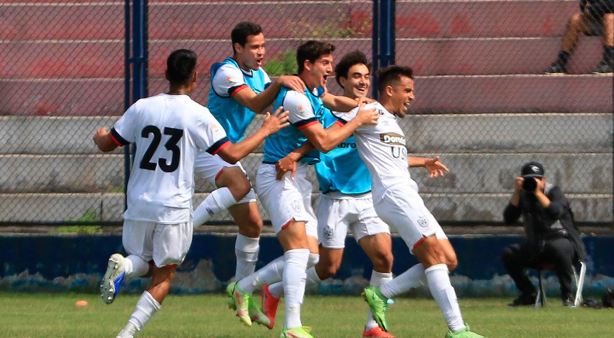 San Martín se aferra a primera división: ganó 3-1 a Alianza Atlético y respira en la Liga 1