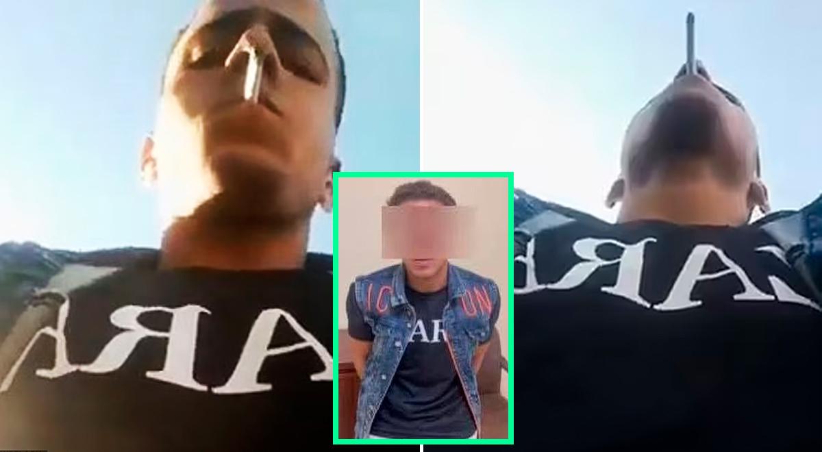 Facebook: ladrón roba el celular a un reportero en vivo y sin darse cuenta transmite su rostro