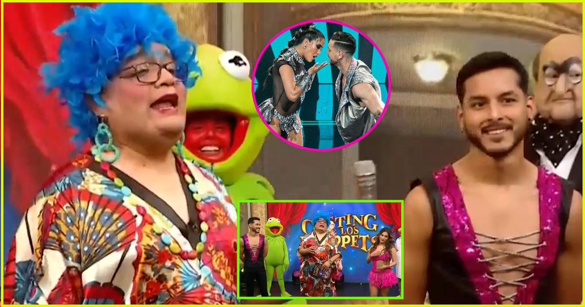 """JB en ATV revive ampay de Melissa Paredes y su bailarín de Reinas del Show: """"Hubo chape"""""""