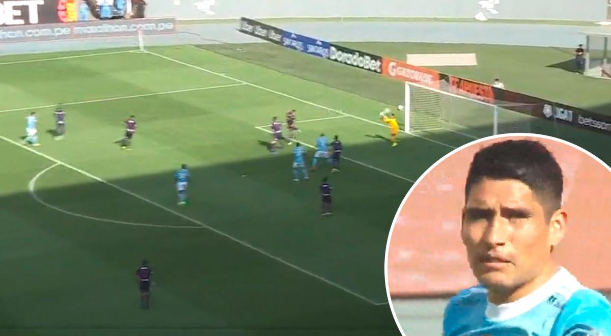 Irven Ávila tumba a Alianza Lima: Sporting Cristal gana 2-0 en 21 minutos del primer tiempo