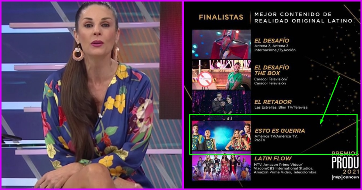 Rebeca Escribens saluda que producciones peruanas compitan por 'Premios Produ 2021'