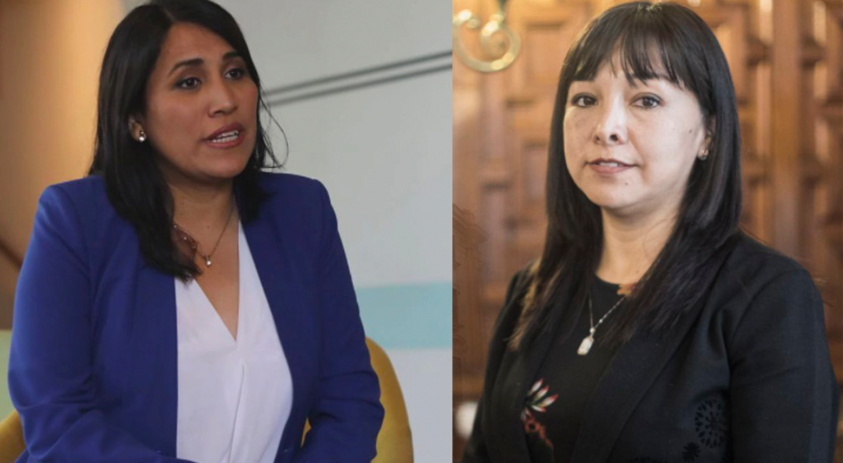 """Flor Pablo sobre Mirtha Vásquez: """"Nos alegra tener como premier a una mujer de izquierda progresista"""""""