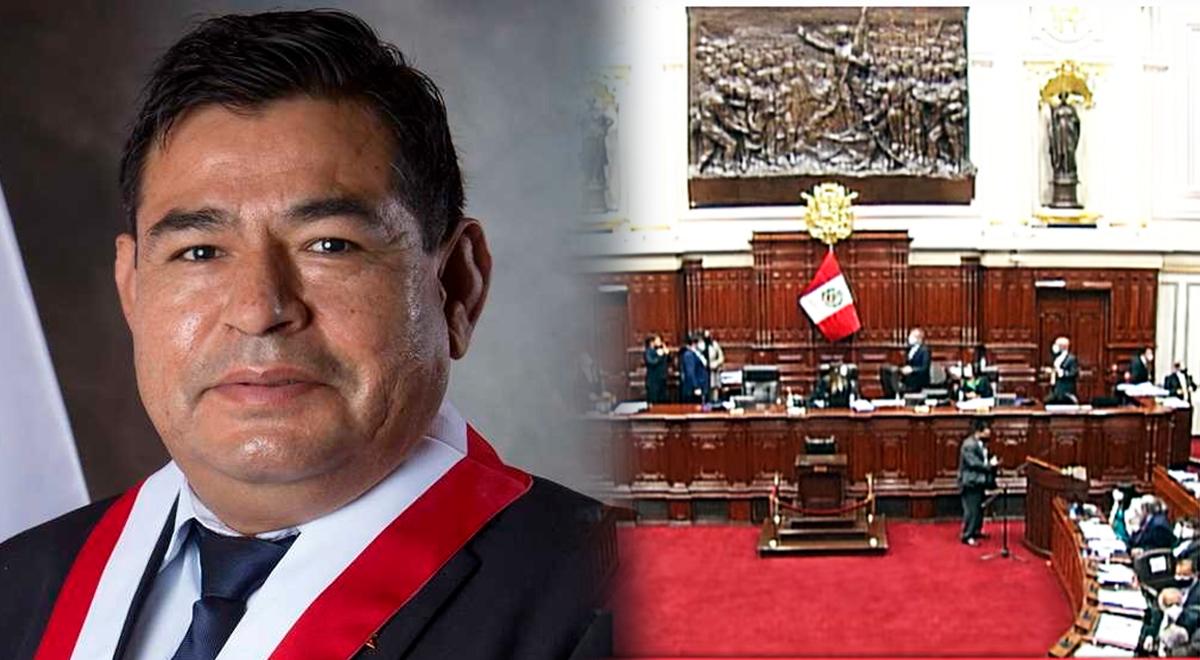 Fernando Herrera: así reaccionaron los congresistas durante anuncio de la muerte de parlamentario