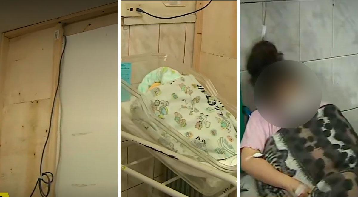 Médicos del Hospital de Ate Vitarte denuncian que viene trabajando en pésimas condiciones