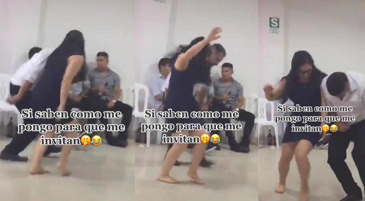 ¿Y extrañas las fiestas? Joven recuerda su peculiar baile a ritmo de banda y es viral [VIDEO]